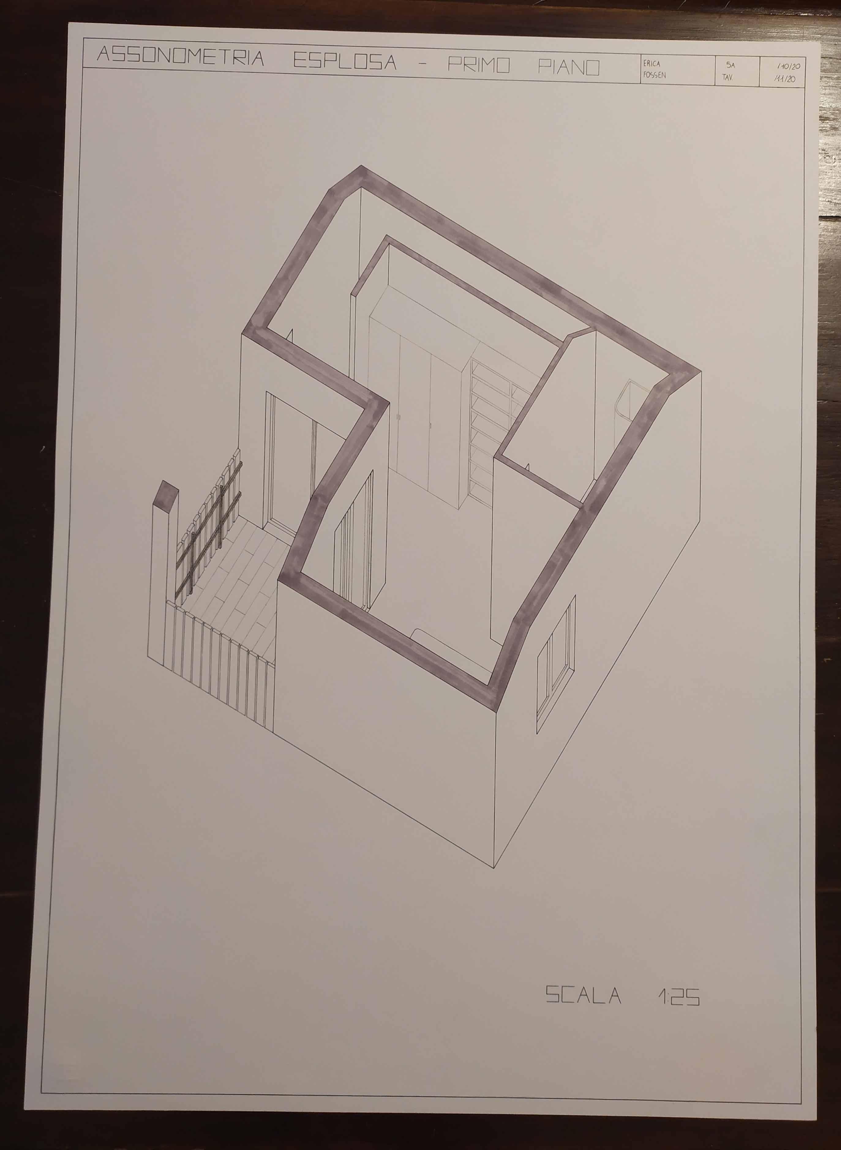 3-Fossen-Assonometria-1°-piano